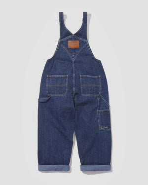Denim Overall - Sky Blue
