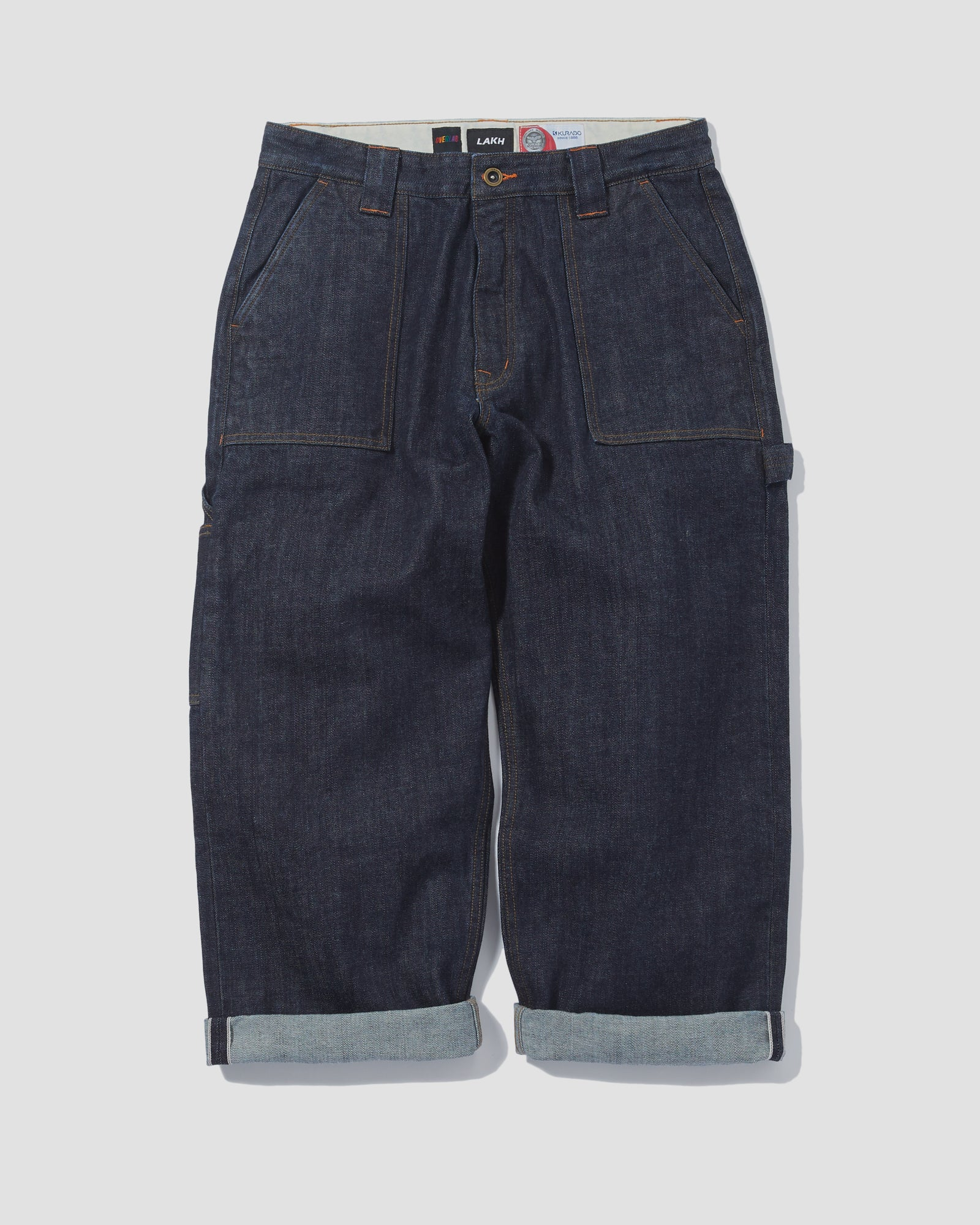 Worker Pants - Navy