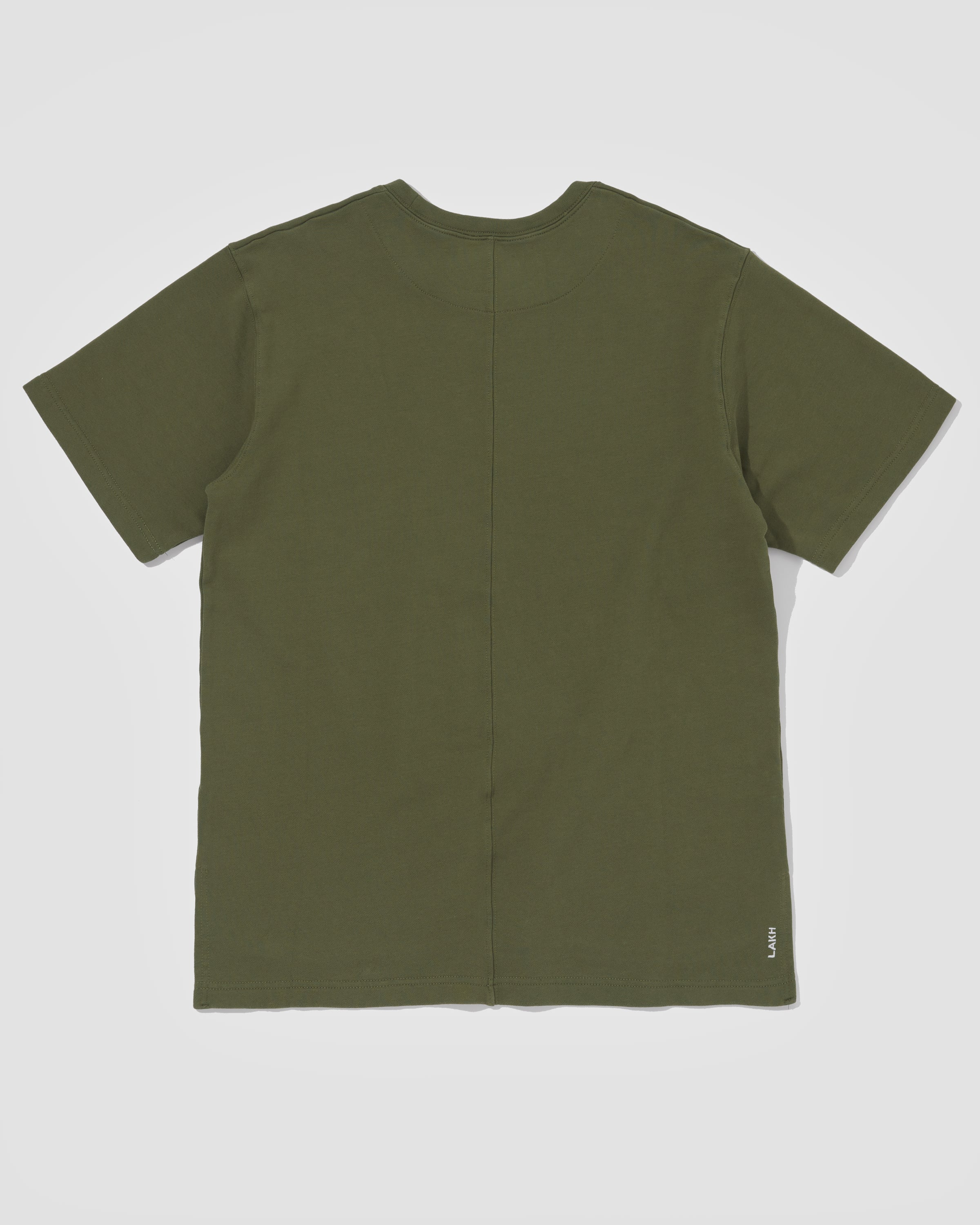 Oversize Tee - Army Green