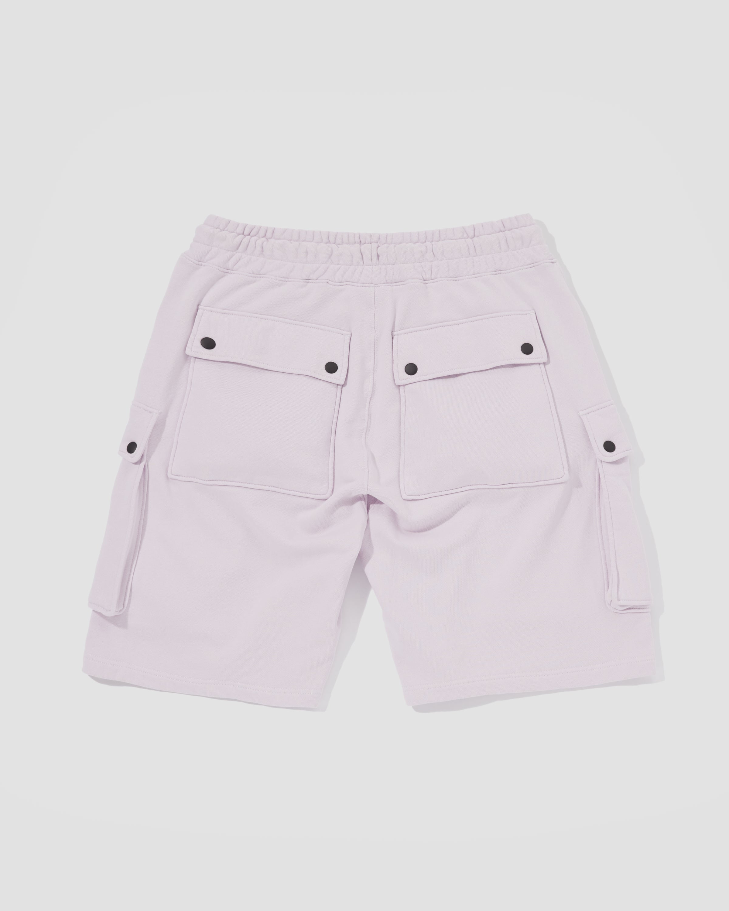 Knitted Shorts - Purple