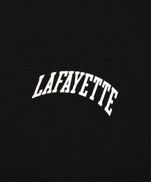 LFYT Arch Logo Drop Shoulder LS Tee - Black
