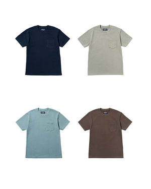 Pocket Tee - Ocean Blue