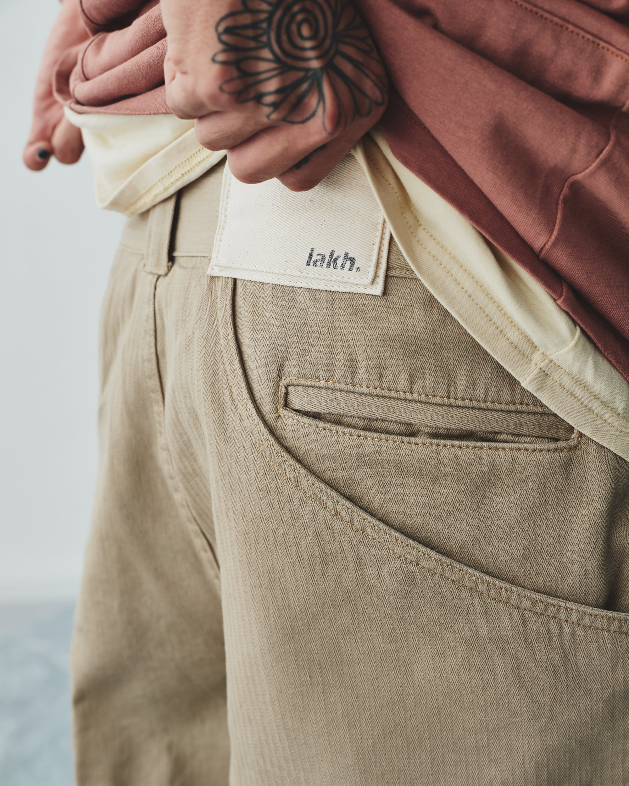 Fatigue Shorts - Khaki