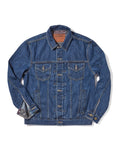Classic Denim Jacket - Patchwork Navy