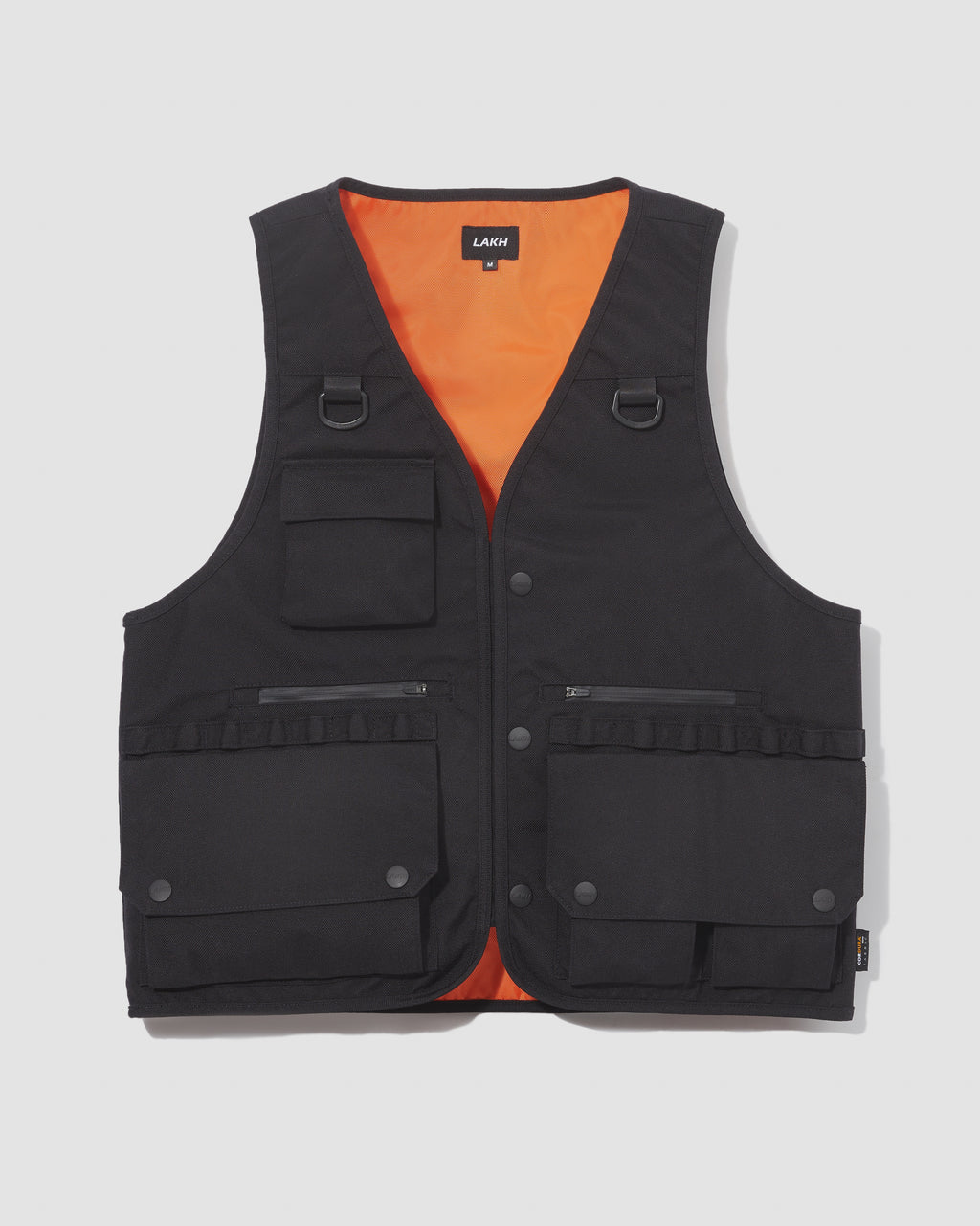 CORDURA® Tactical Vest - Black