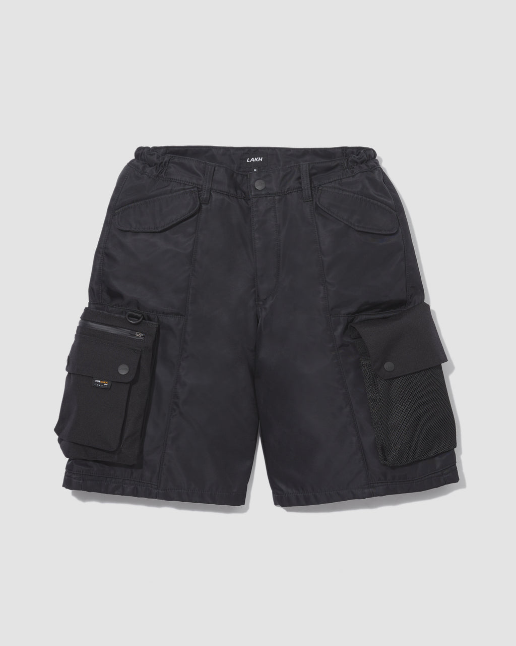 Techwear Shorts - Black