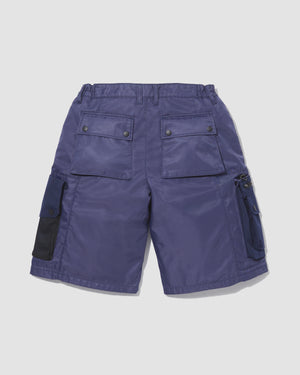 Techwear Shorts - Navy