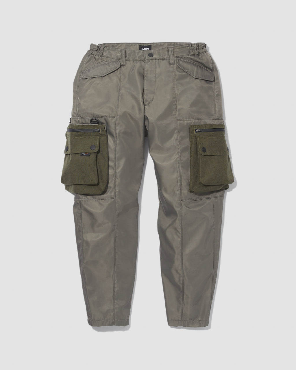 Techwear Pants - Olive