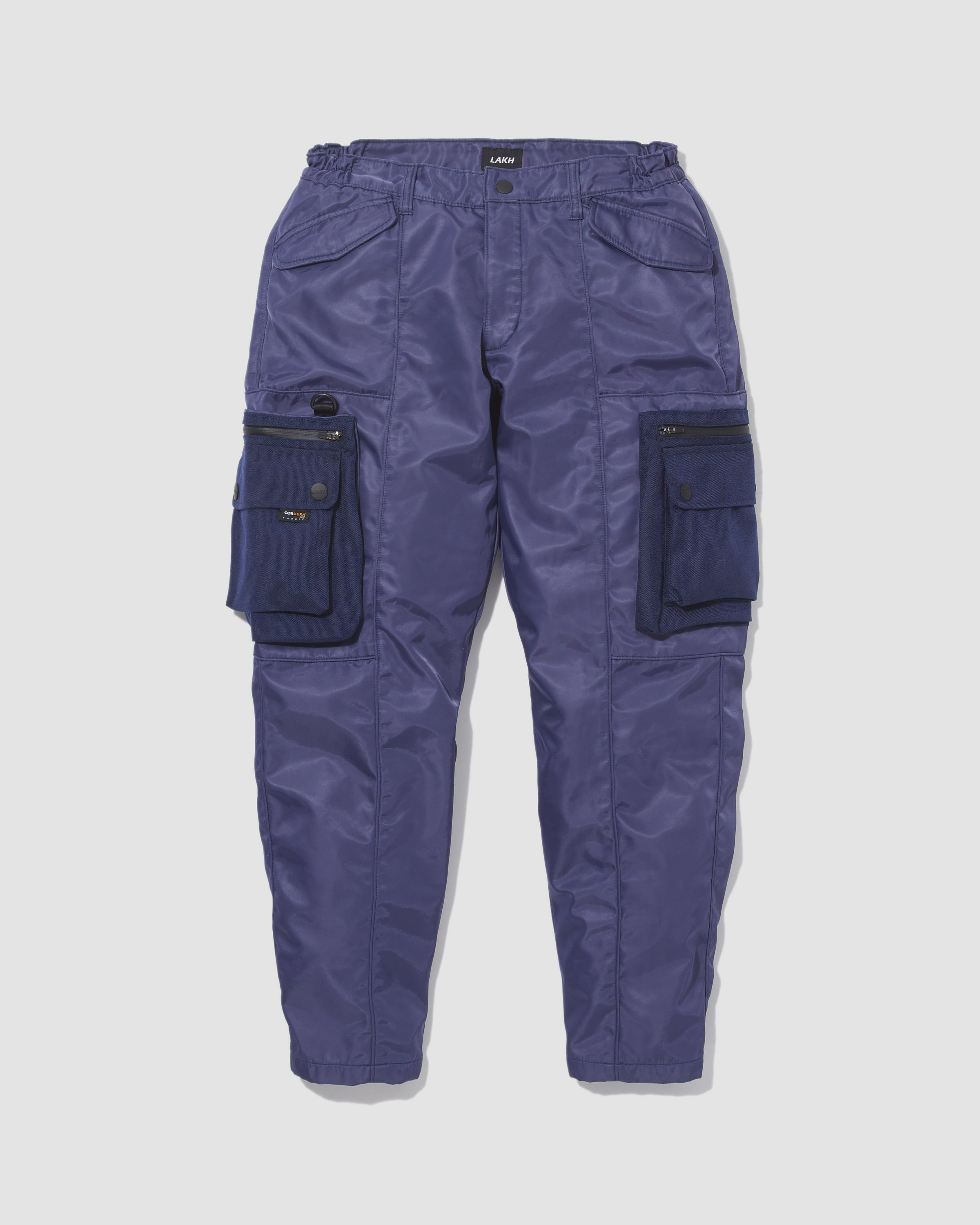 Techwear Pants - Navy