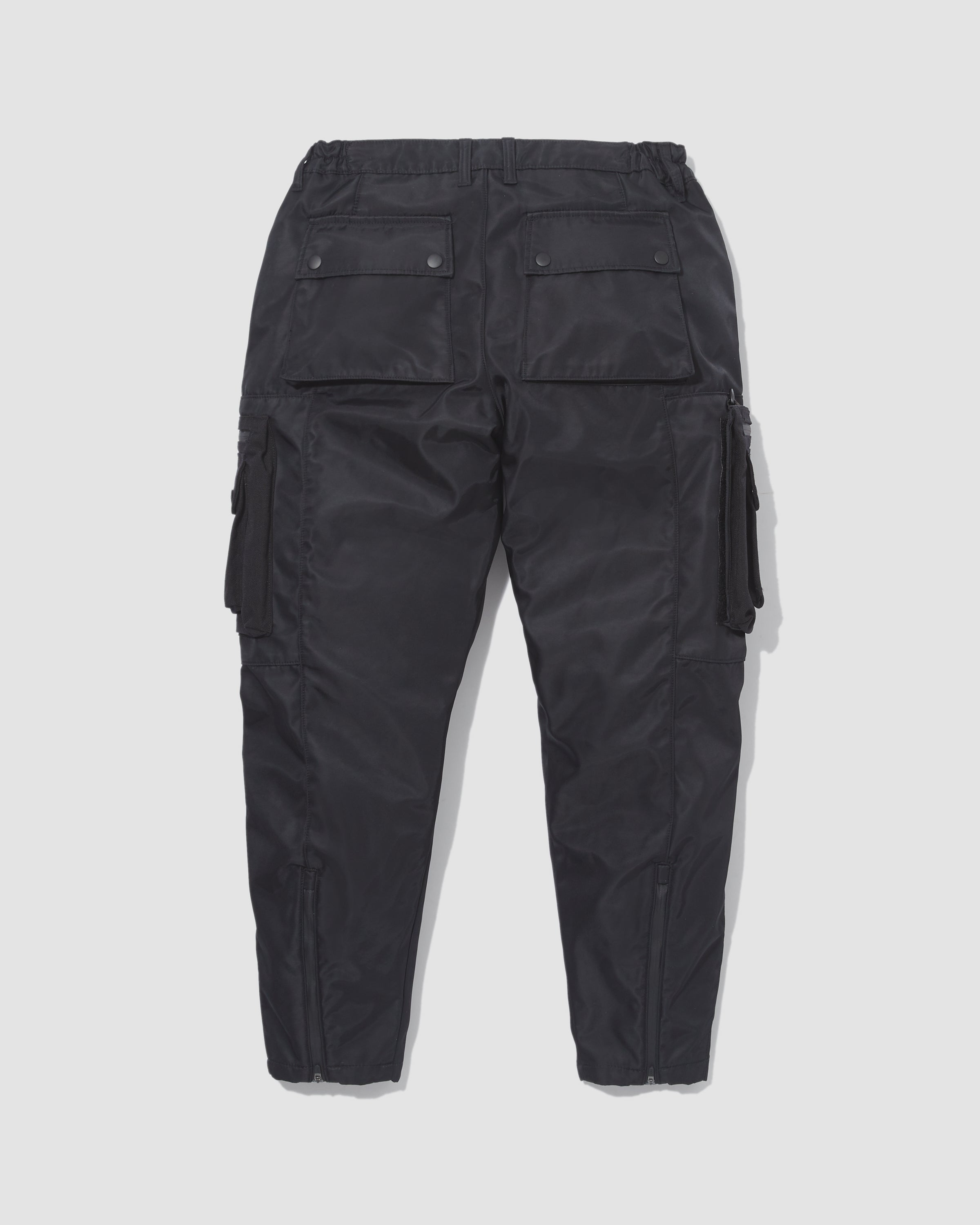 Techwear Pants - Black