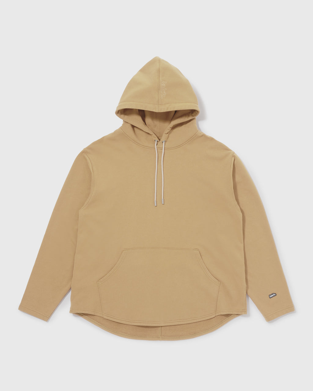 Knitted Hoodie - Sand