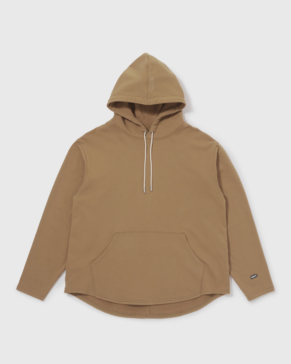 Knitted Hoodie - Olive