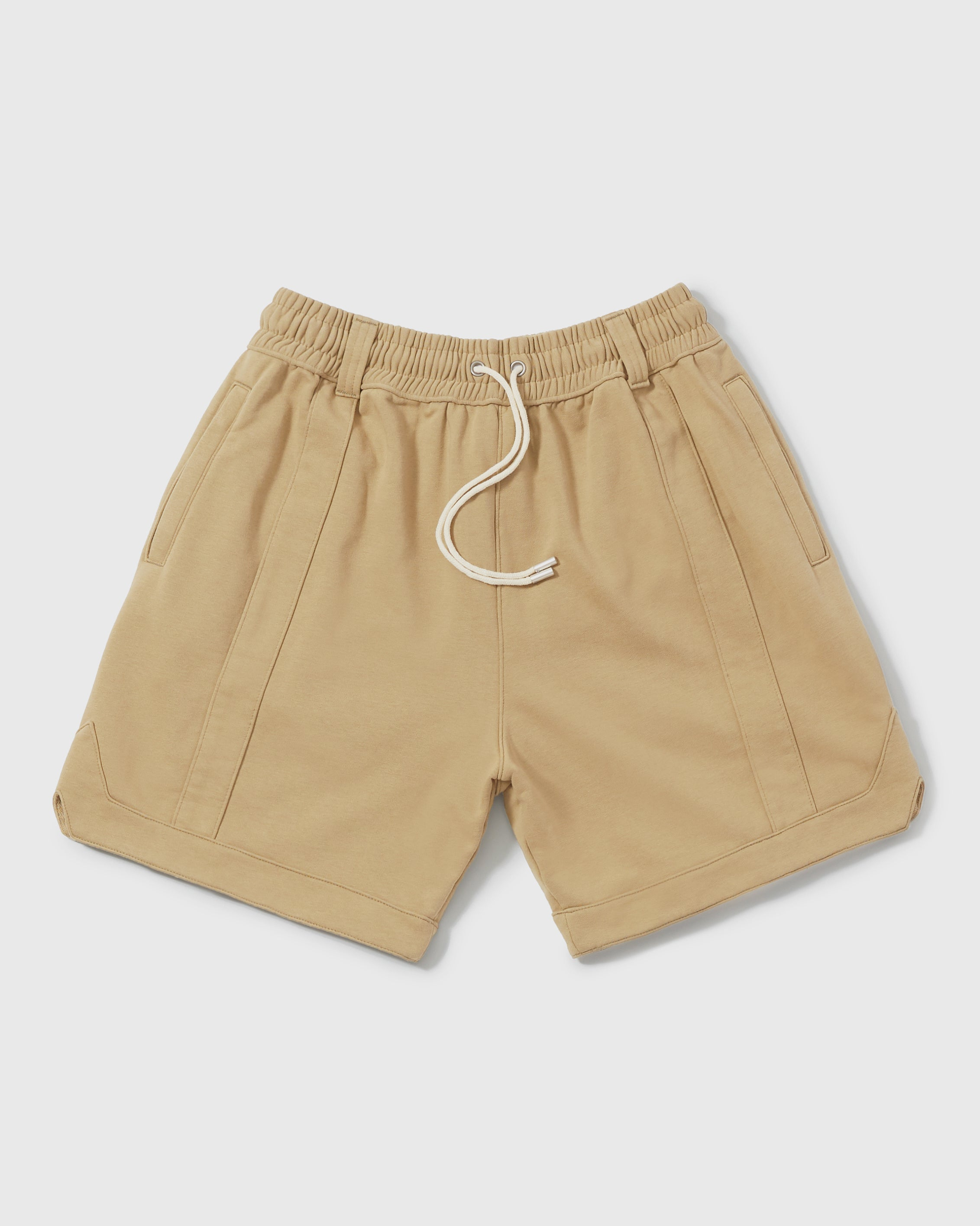 Knitted Ball Shorts - Sand