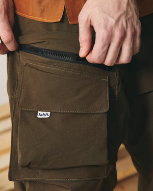Lightweight Utility Pants  - Olive