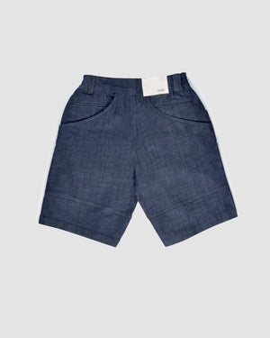 Fatigue Shorts - Redline Denim Navy