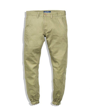 Super discount good quality shop best sellers Pinroll Jogger Chino - Khaki – LAKH supply