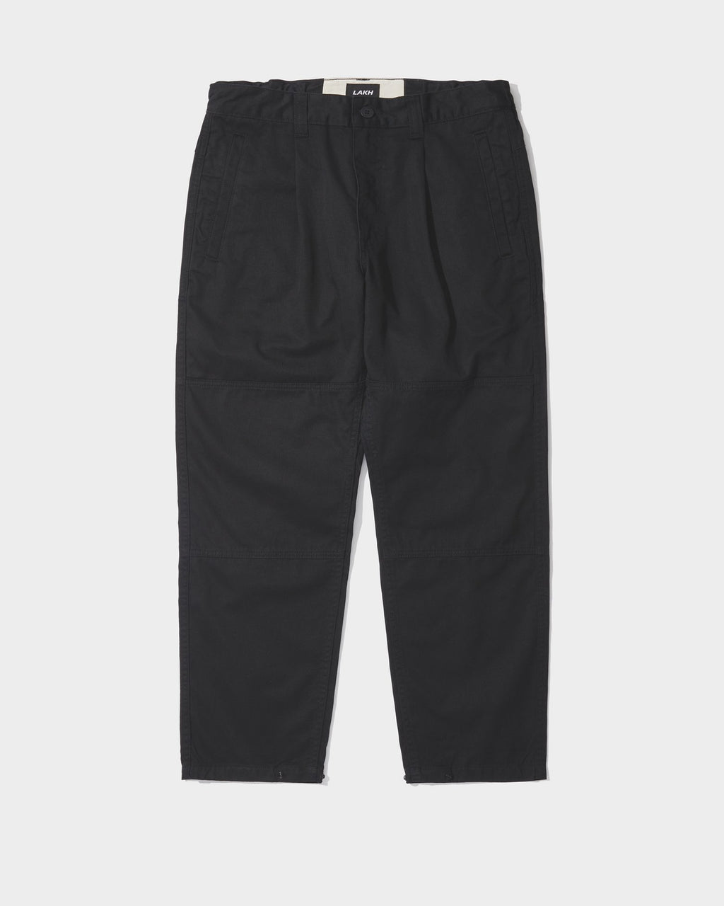 Button Pants 2.0 - Black