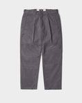 Button Pants 2.0 - Grey
