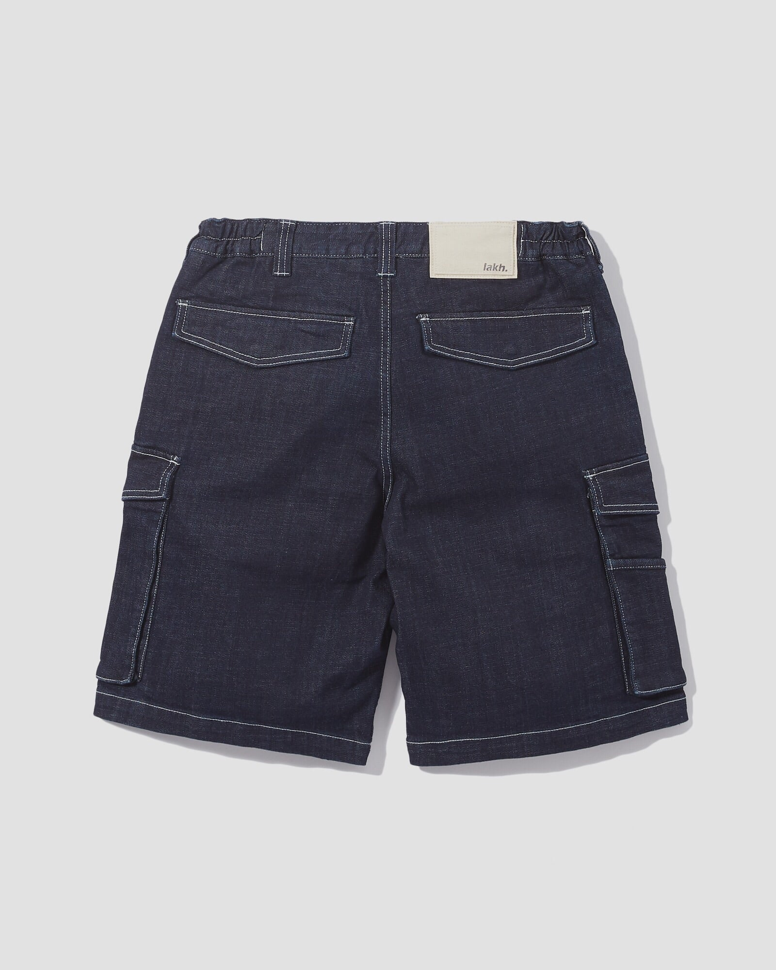 Cargo Shorts Denim - Navy