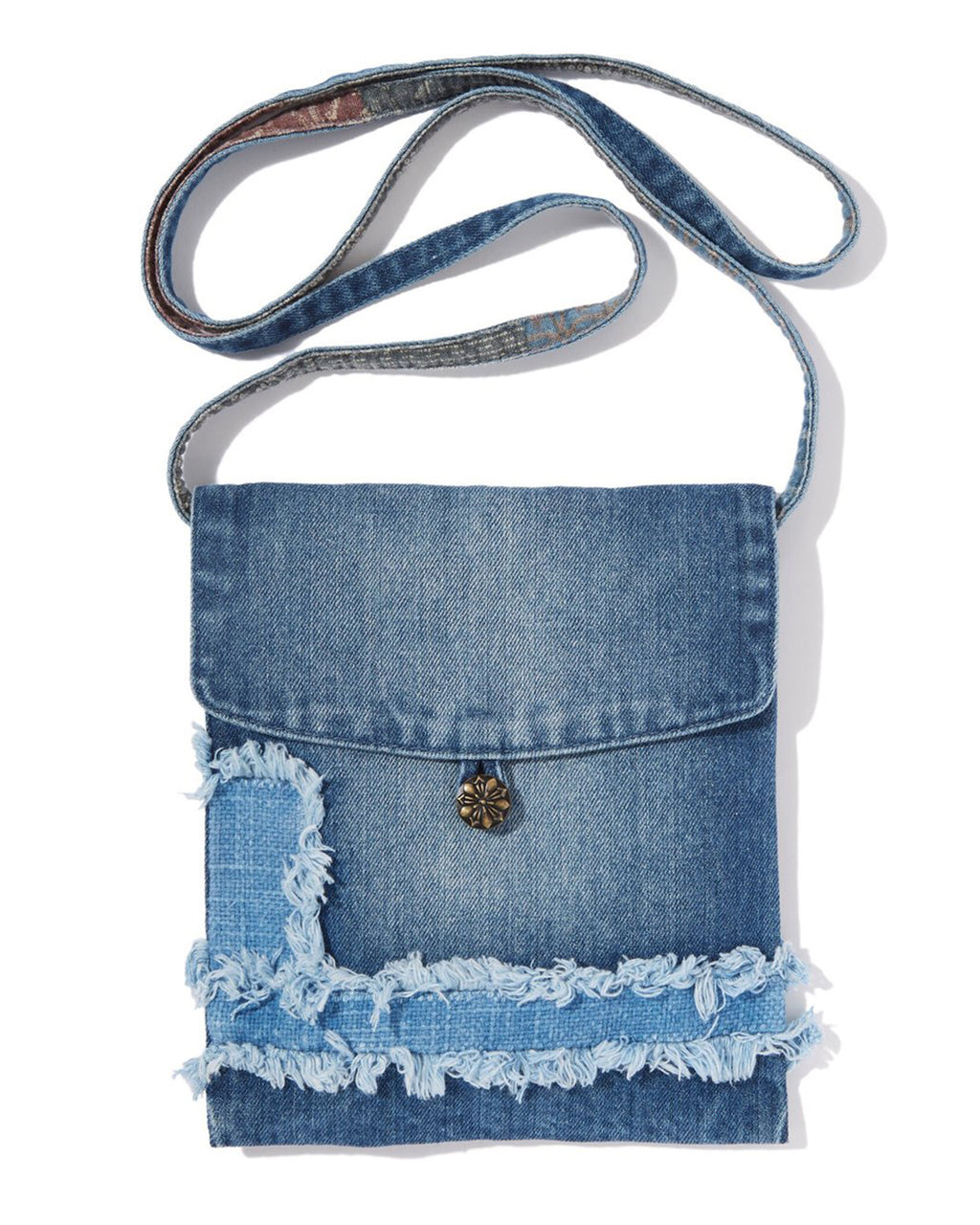 Musette bag - Light Blue