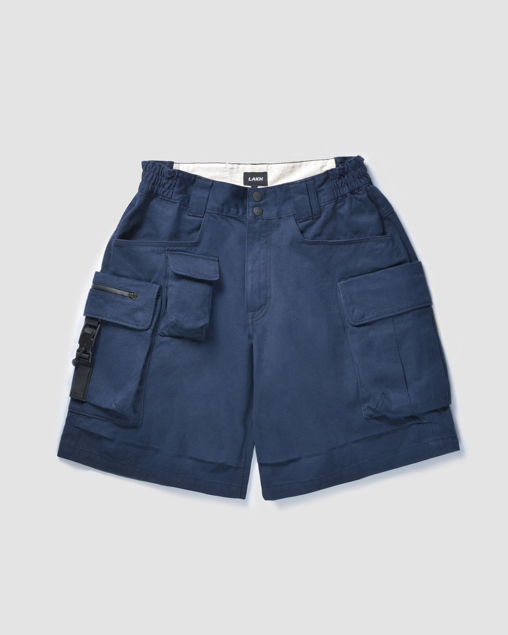 Ten Pockets Cargo Shorts - Redline Navy