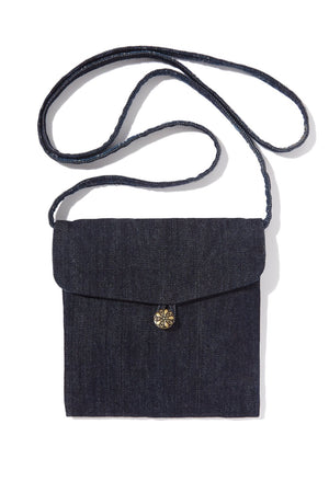Musette bag - Two-sided Navy