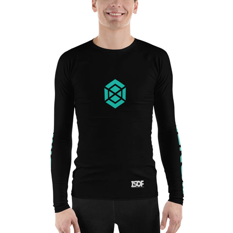 Black Sub Challenge Rash Guard