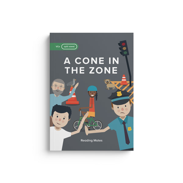 Reading Mates | VCe: Book 1 | A Cone in the Zone