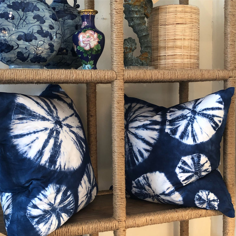 Moody Blues Multi Sand Dollar Pillow