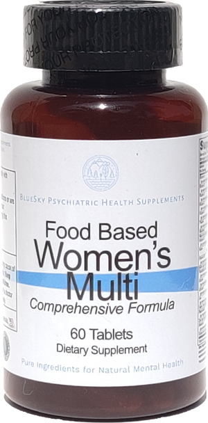 Food Based Women's Multi Vitamin - 120 Tablets