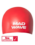 Racing Silicone Soft Cap Red