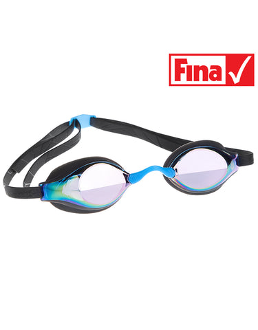 Goggle Record Breaker Rainbow Black