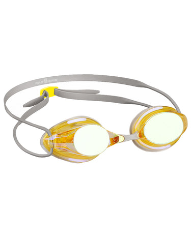 Goggle Streamline Mirror Rainbow Yellow