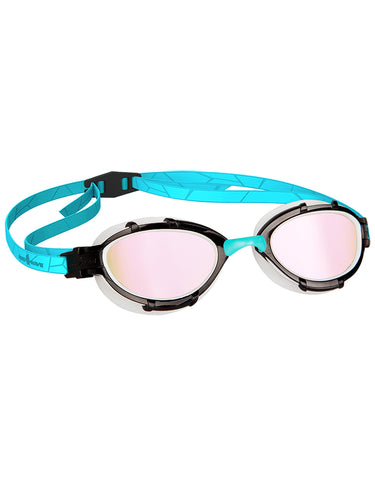 Goggle Triathlon Rainbow Azure