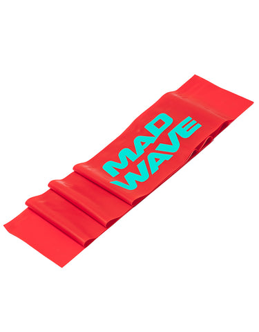 Strech Band Red 0,4mm