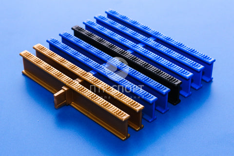 Drainage Grills Colored grating for overflow channels (1 lock) 35mm*195mm