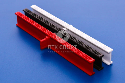 Drainage Grill Colored grating for overflow channels (1 lock) 35mm*295mm
