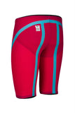 Men's Carbon Flex VX Jammer Red/Turquoise