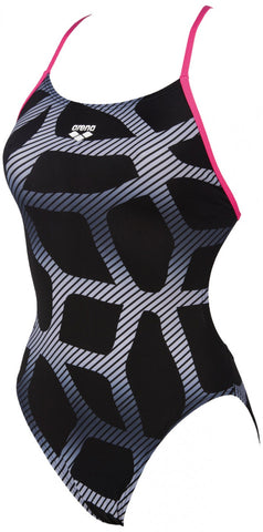 Women's Spider Booster Back One Piece L