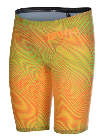 Men's Powerskin Carbon Air 2 Jammer Lime-Orange
