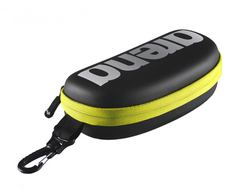 Goggle Case Black-Silver-Fluo-Yellow