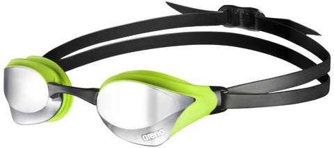 Goggle Cobra Mirror Silver-Green