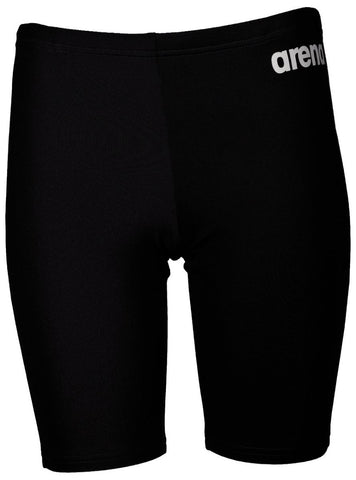Boys' Solid Jr Jammer Black
