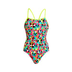 Women's One Piece Single Strap Alotta Dots