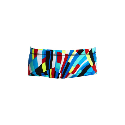 Funky Trunks Boys Classic Trunks Dripping Badehose