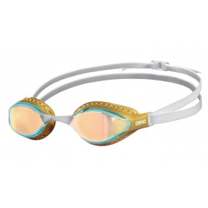 Goggle Airspeed Mirror Yellow Copper - Gold - Multi