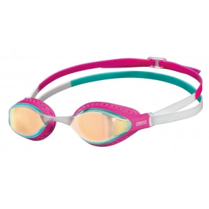 Goggle Airspeed Mirror Yellow Copper - Pink - Multi