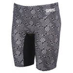 Boys Kikko Jr Jammer Black-Multi-Black