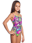 Girls' Swimsuit Ice Cream