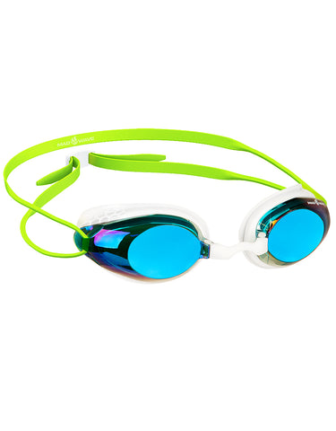 Goggle Honey Mirror Rainbow Blue/Green/White